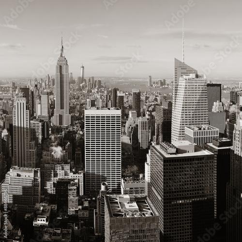 Photo  New York City skyscrapers