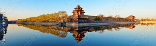 Photo sur Aluminium Pekin Imperial Palace