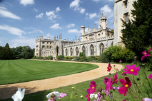 Cambridge University Listed Building