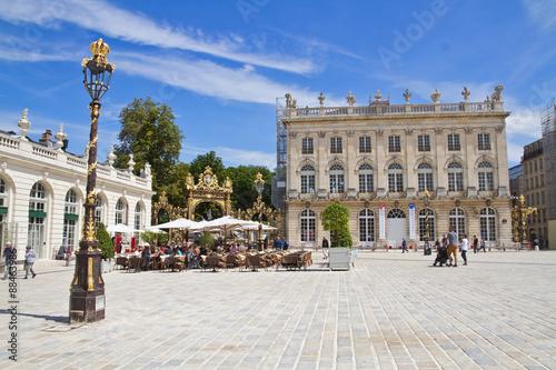 Fotografie, Obraz  Place Stanislas in Nancy
