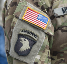 Velcro Patch - 101st Airborne...