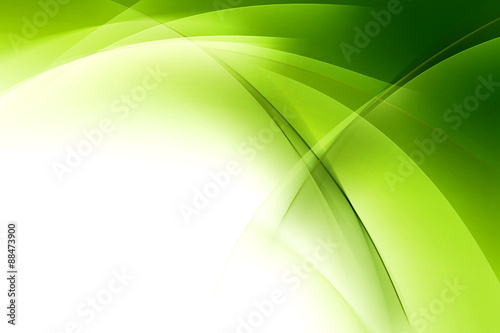 Poster Abstract wave abstract green background