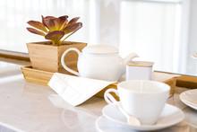 Chinaware Tea Set