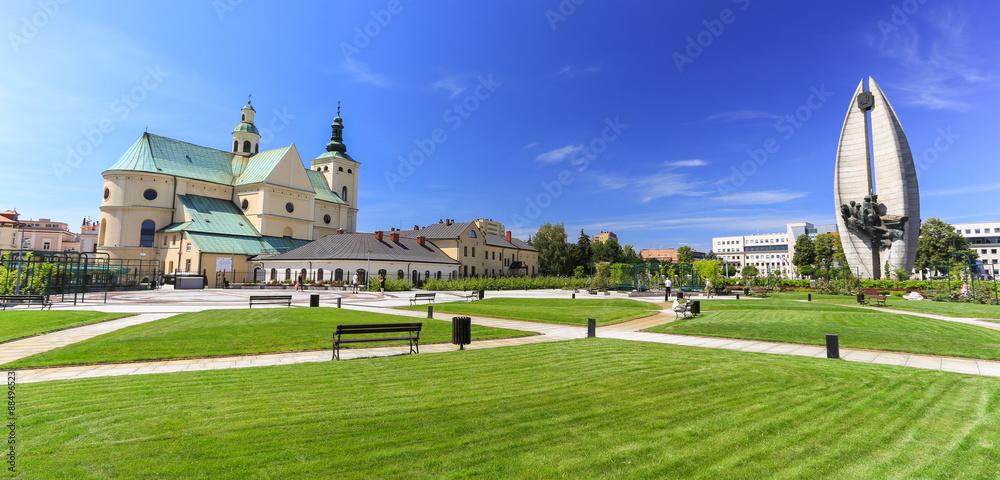 Fototapety, obrazy: Rzeszów