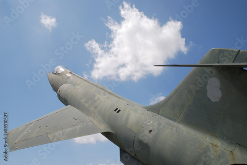 Photo  Modelflugzeug Lockheed Starfighter F-104 Düsenjäger Jagdflugzeug Flugzeug Jet Sc