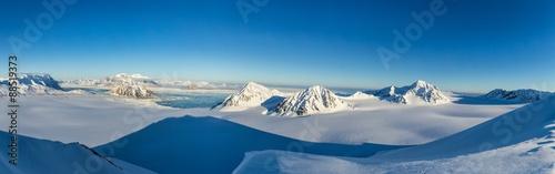 Fotografia Arctic spring in south Spitsbergen