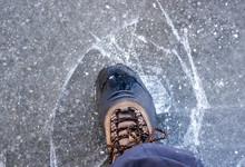Thin Ice Cracked
