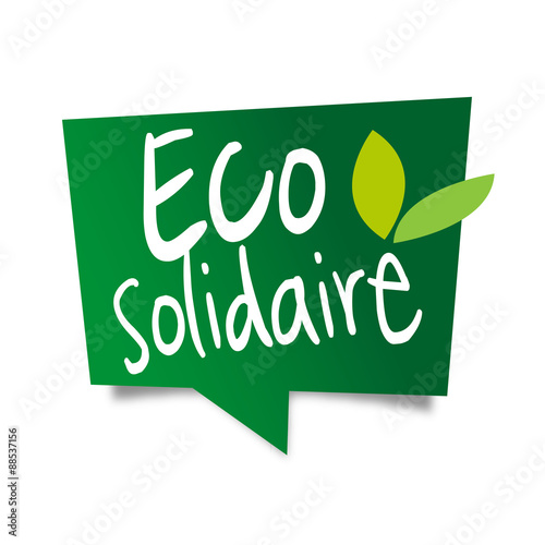 Valokuva  Eco-solidaire / Bulle
