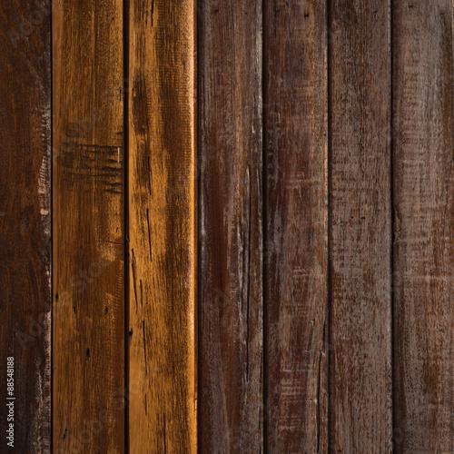 Fototapeta Wooden textured obraz na płótnie