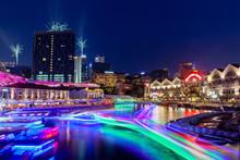 Singapore Landmark: Clarke Qua...