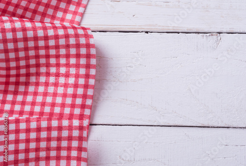 Tuinposter Stof Tablecloth