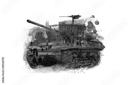 zbiorniki-podwojnej-ekspozycji-i-obraz-wojskowy