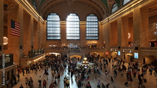 Cuadros en Lienzo Grand central station, NYC