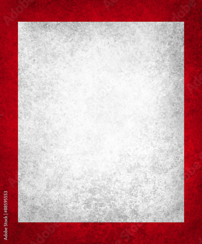 white red background layers with grunge gray texture design
