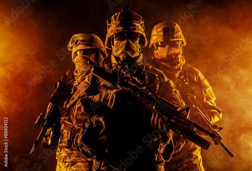 paratroopers airborne infantry Wallpaper Mural