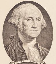 Portrait Of First U.S. Preside...