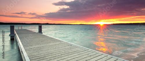 lato-nad-jeziorem