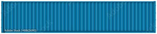 Grand Container Bleu V2