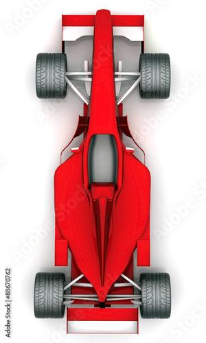 Foto op Plexiglas F1 sports car
