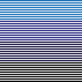 Blue stripes pattern illustration