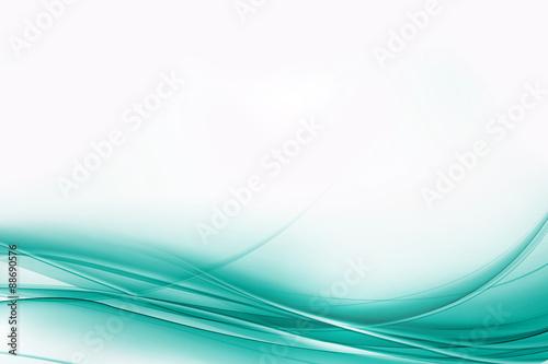 Fotografie, Obraz  vague couleurs
