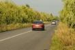Красивая сельская дорога
