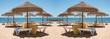 Beach, Strand, Sun Erholung an der Algarve in Portugal