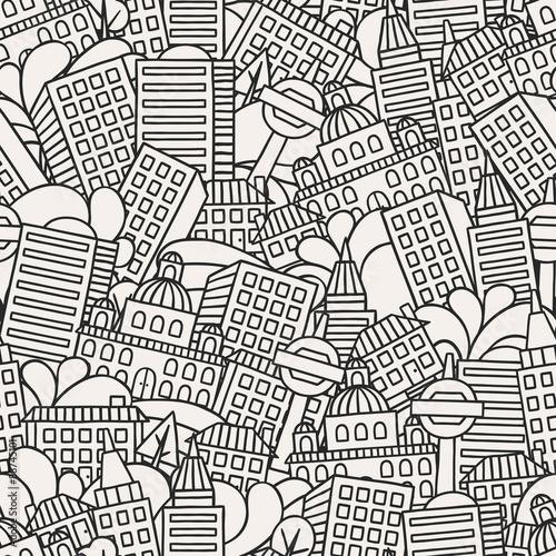 grodzki-bezszwowy-wzor-z-reka-rysujacymi-domami
