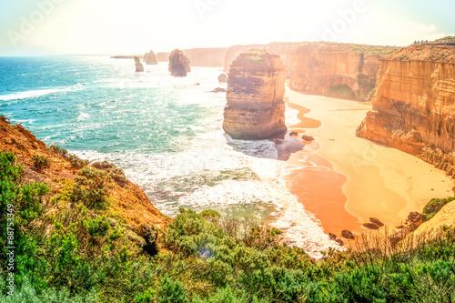 fototapeta na ścianę 12 Apostels, Great Ocean Road, Australien