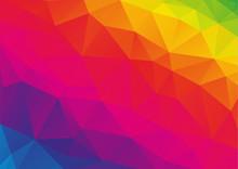 Low Polygonal Rainbow (spectru...