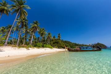 Thailand tropical beach