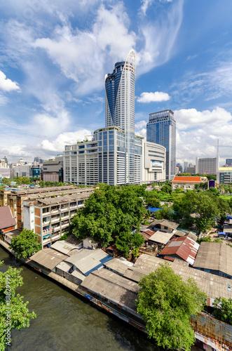 Photo Bangkok Shopping Mall
