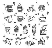 Cofee Doodles