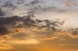 sky sunset background