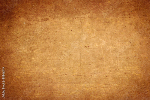 Fotografia, Obraz  old brown paper texture background