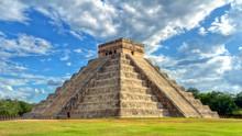 Mayan Pyramid Of Kukulcan El C...