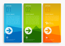 Infographics Web Banner & Labe...