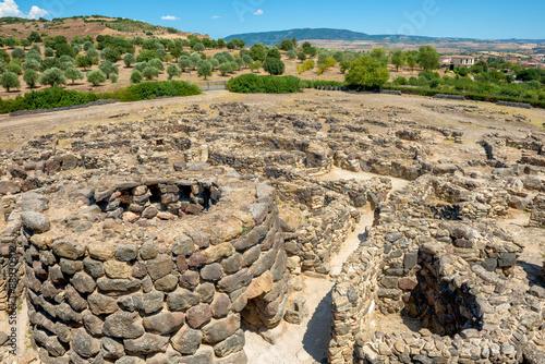 Photo  Ruins of ancient city