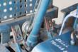 Kupplungs und Bremspedal Gabelstapler Oltimer