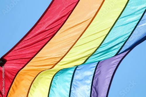 Valokuva  Gay Pride Flag