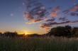Daisy Hill, Westhoughton, Sunset