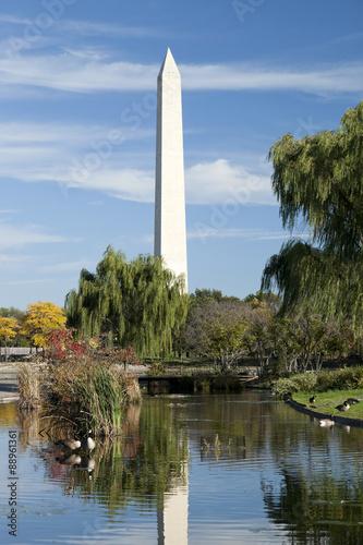 Poster Monument Washington Monument