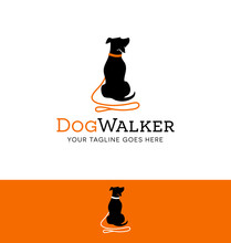 Logo Design For Dog Walking, T...