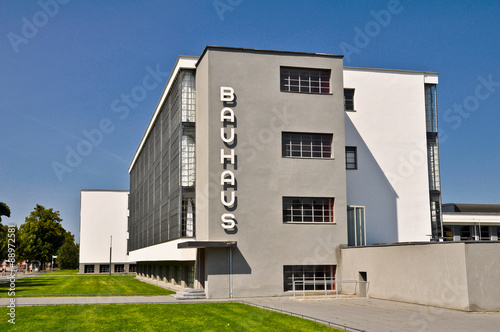 Photo  Bauhaus Dessau