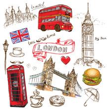 Hand Drawing London