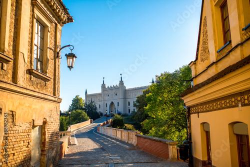 Obraz Lublin city - fototapety do salonu