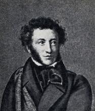 Alexander Pushkin, Russian Poe...