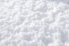 Fluffy Snow Texture