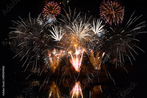 Fotografie, Obraz  Fireworks
