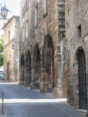 Photo View of Anagni